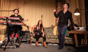 Musikgeschichten, Musik-Comedy-Show