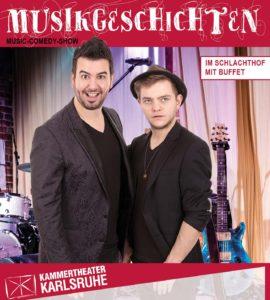 Musikgeschichten, Apostolos Naumis, Tim Eden