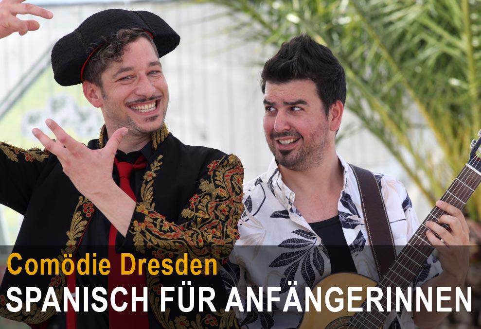 Spanisch für Anfängerinnen - Comödie Dresden
