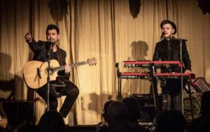 Apostolos Naumis, Musikgeschichten